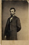 Standing Portrait of Abraham Lincoln