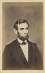 Variant of Lucy G. Speed Photograph of Abraham Lincoln