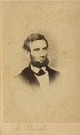 Bust-Length Portrait of Abraham Lincoln