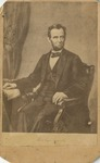 Portrait of Seated Abraham Lincoln