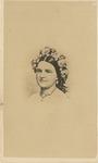 Vignette Portrait of Mary Todd Lincoln