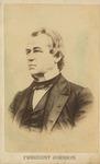 Bust Portrait of Andrew Johnson