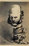 Thomas Nast Caricature of General Ambrose Burnside