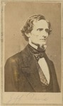 Bust Portrait of Jefferson Davis