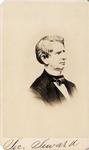 Vignette Portrait of William H. Seward