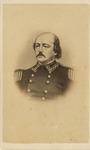 Vignette Portrait of General Benjamin Butler