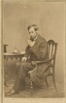 Brady's Candid Photograph of Seated Abraham Lincoln