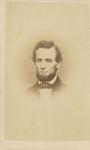Vignette Portrait of Abraham Lincoln