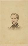Vignette Portrait of General William S. Rosecrans