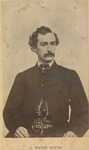 Seated Portrait of John Wilkes Booth