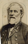 Reproduction of Engraved Portrait of Robert E. Lee