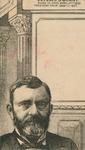Lithograph Portrait of Ulysses S. Grant