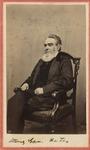 Seated Portrait of Edward Bates