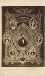 A. Lincoln President of the United States and his Cabinet