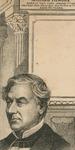 Lithograph Portrait of Millard Fillmore