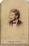 Vignette Portrait of Samuel Arnold