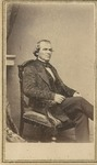 Seated Portrait of Andrew Johnson
