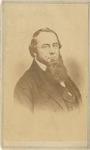 Vignette Portrait of Edwin M. Stanton