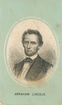 Engraved Portrait of Abraham Lincoln