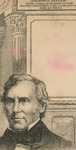 Lithograph Portrait of Zachary Taylor