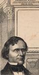 Lithograph Portrait of Franklin Pierce