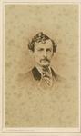 Vignette Portrait of John Wilkes Booth