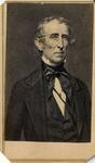 Bust-length Portrait of John Tyler