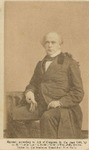 Seated Portrait of Salmon P. Chase