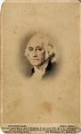 Vignette Portrait of George Washington
