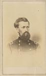 Vignette Portrait of General Oliver Otis Howard