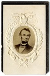 Oval Portrait of Abraham Lincoln