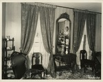 Interior of Lincoln's Home Showing Miscellaneous Furniture