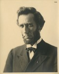 Portrait of Judge Charles E. Bull Dressed as Abraham Lincoln