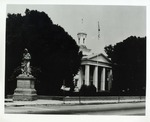 Photograph of the Old State Capitol, Candalia, Illinois