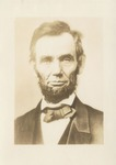 Reproduction of Portrait Photograph of Abraham Lincoln