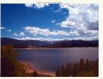 Photograph of Reclining Lincoln, Colorado Rocky Mountains