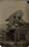 Tintype Image of Unidentified Man