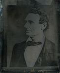Daguerreotype Image of Abraham Lincoln, 1860
