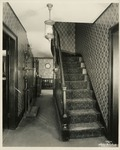 Walnut Staircase at Lincoln's Home