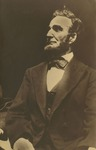 Photograph of Unidentified Lincoln Impersonator