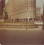 Photograph of Emancipation Memorial, Park Square, Boston