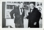 Photograph of R. Gerald McMurtry and Louis A. Warren