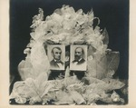 Abraham Lincoln and James A. Garfield Skeleton Leaf Memorial
