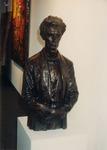 Photograph of Beardless Abraham Lincoln Bust