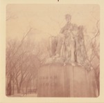 Photograph of Abraham Lincoln: The Head of State Statue
