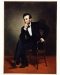 Photograph of Abraham Lincoln, Healy Portrait