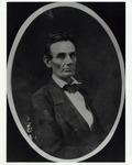 Reproduction Portrait Photograph of Abraham Lincoln