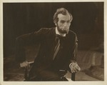 Portrait of George R. Billings Dressed as Abraham Lincoln