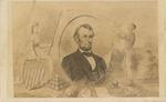 Composite Memorial Portrait of Abraham Lincoln