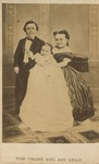 Tom Thumb Wife and Child